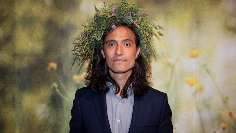 Playwright Jonas Hassen Khemiri on his 5-year wrestle with writer's block - Radio Sweden