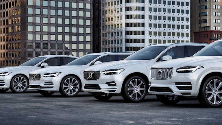Volvo Cars To Go All Electric From 2019