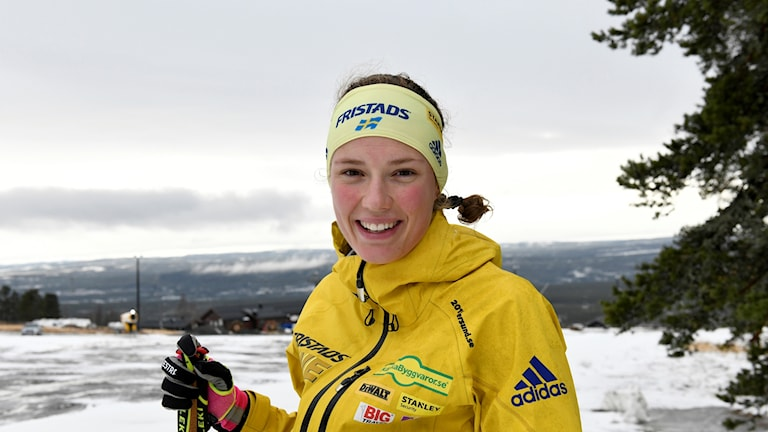 It's been quite a year for Hanna Öberg.