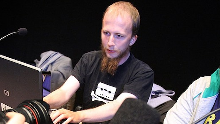 Pirate Bay's Gottfrid Svartholm Warg on trial again in Stockholm