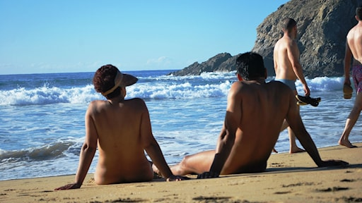 Topless In Sweden