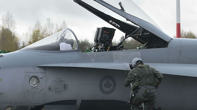 Swedish jets scrambled over Russian spy plane - Radio Sweden