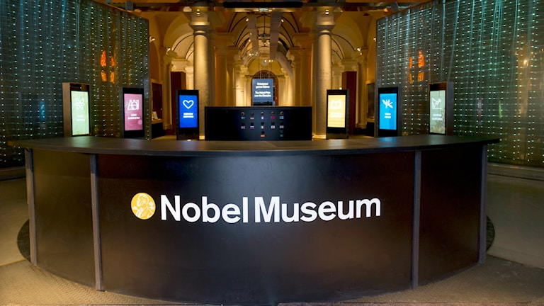 The Nobel Museum. Photo: Nobelmuseet