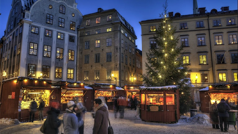 Don't hope too much for a white Christmas in the south. Photo: Christmas Market in Old Town/Michael Caven/Flickr/CC BY 2.0/ https://flic.kr/p/94572n
