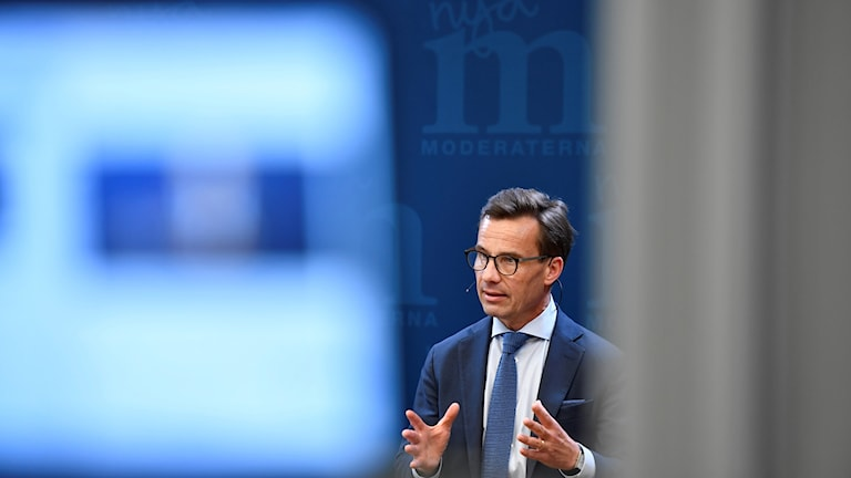 New Moderate leader Ulf Kristersson
