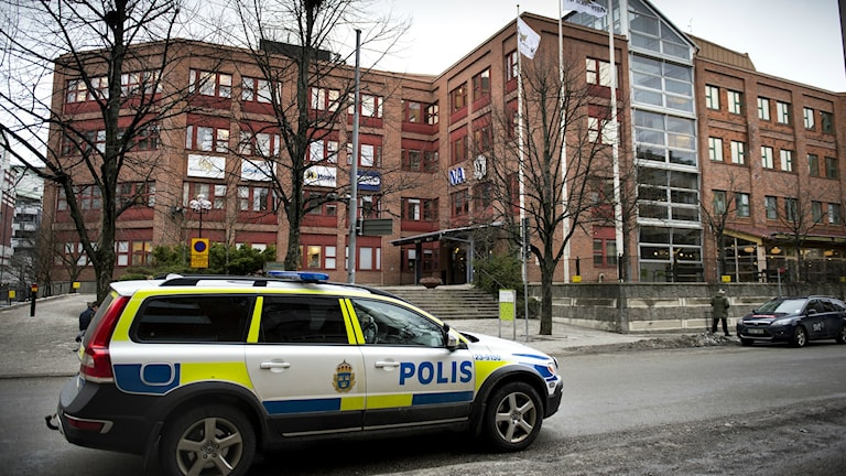Nerikes Allehanda i Örebro. Photo: Kicki Nilsson / TT.