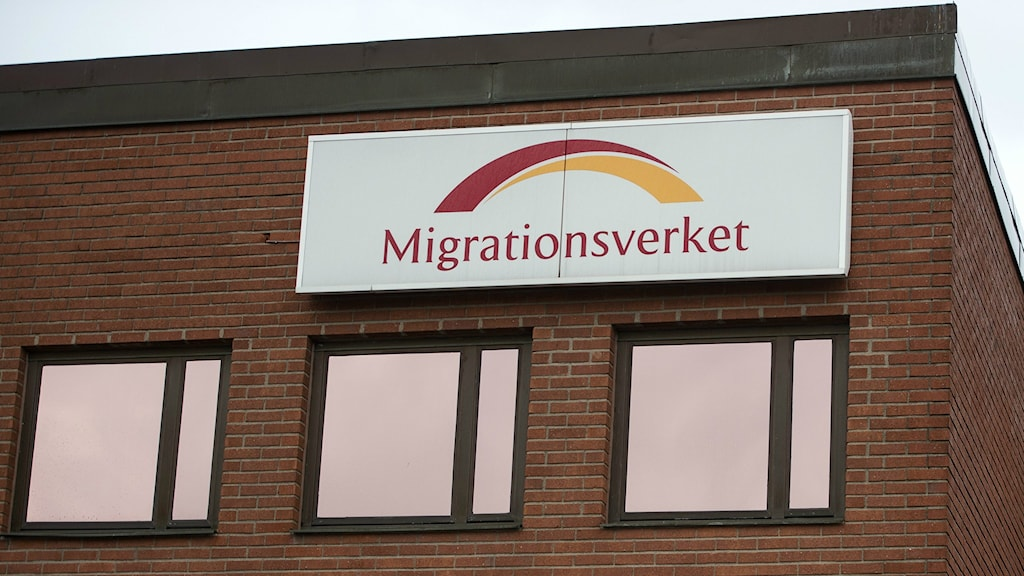 The Migration Board. Photo: Maja Suslin / TT.