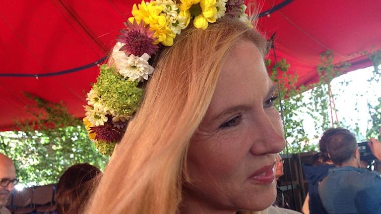 Liza Marklund sommarprat
