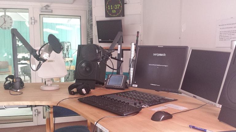 Photo: Radio Sweden