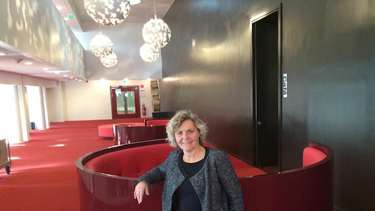 Anna Serner, head of the Swedish Film Institute.