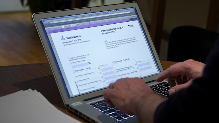 Filing tax returns online is becoming increasingly common.