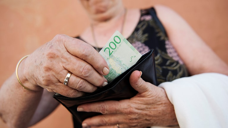How will this new budget proposal affect your wallet? Photo: Izabelle Nordfjell / TT.