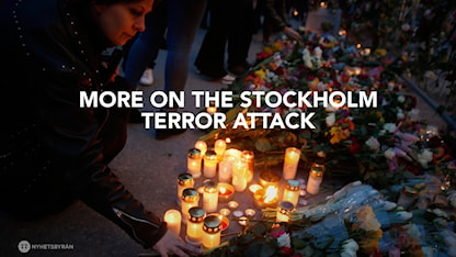 More on the Stockholm Terror Attack