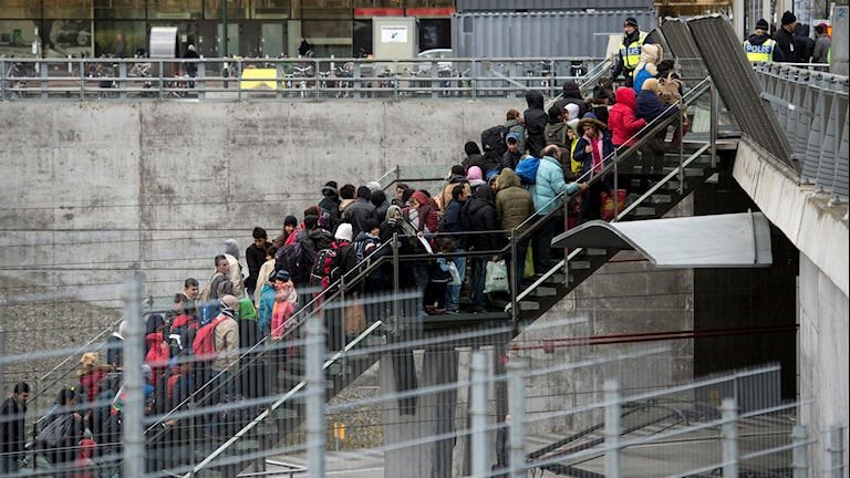 Some of those who arrived in Sweden during the 2015 refugee crisis are still awaiting a decision.