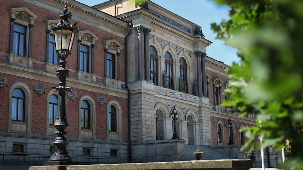 Sajid Hussain had been studying at Uppsala University when he disappeared.