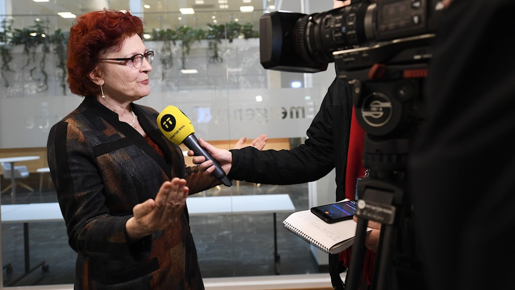 Andrea Ammon, director of the European Centre for Disease Prevention and Control