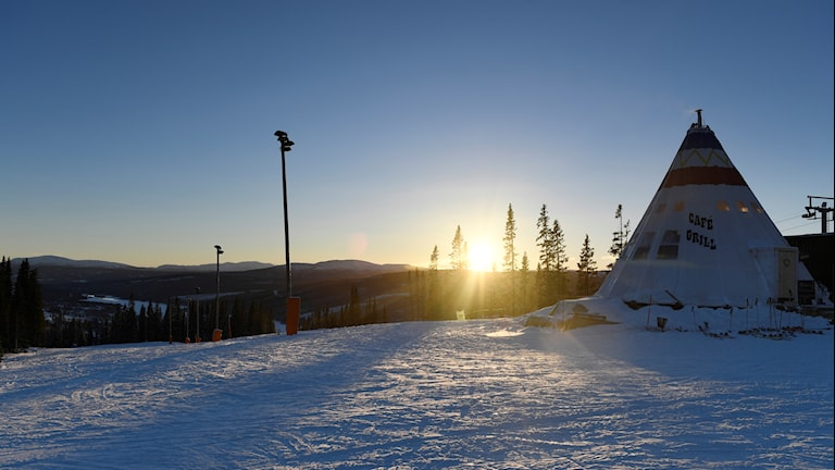 Stockholm planned to host four downhill skiing events in Åre, Jämtland.