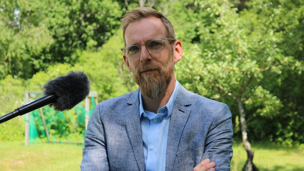 ristdemokraternas ekonomisk-politiska talesperson Jakob Forssmed.