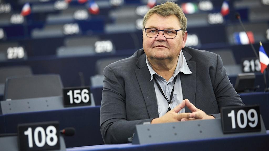 Sweden Democrat MEP Peter Lundgren