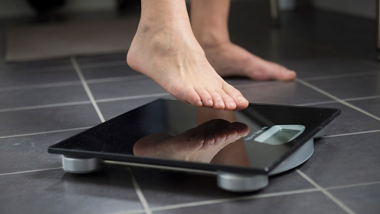 Half of Swedes are overweight or obese.