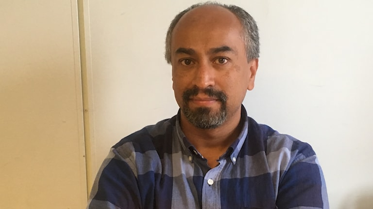 Walid Al Saqaf, senior lecturer at Södertörn University