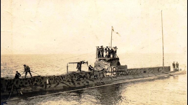 WW1 Submarine Found in Baltic - Radio Sweden | Sveriges Radio