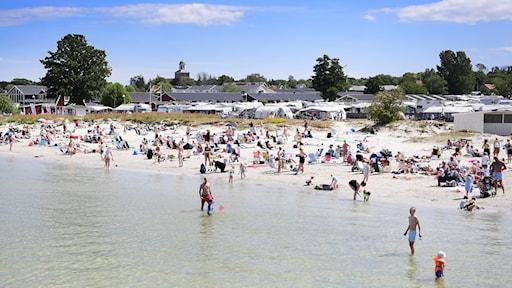 We Can Handle The Summer Gotland Prepares For Return Of Tourism Radio Sweden Sveriges Radio