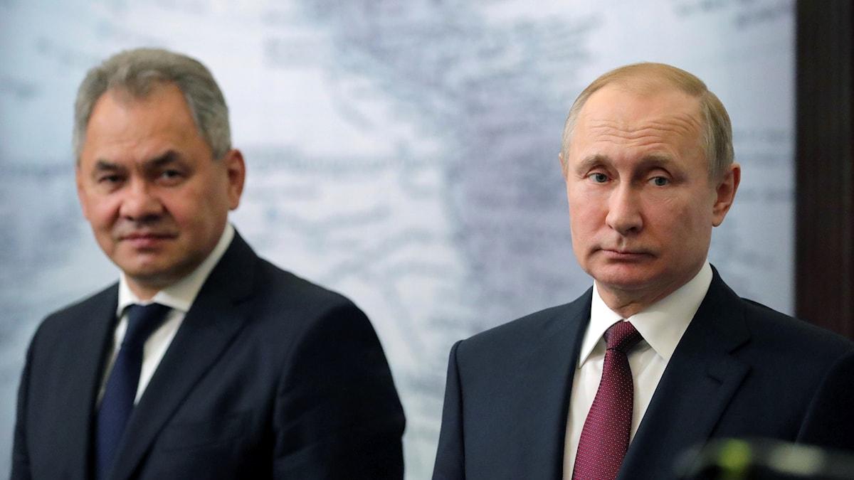 Defence Minister Slams Russian False Information On Nato Deal Radio Sweden Sveriges Radio