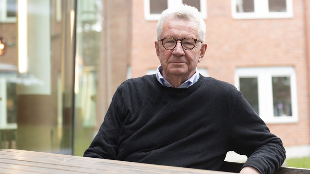 Former state epidemiologist Johan Giesecke is advising Anders Tegnell and the Public Health Agency.