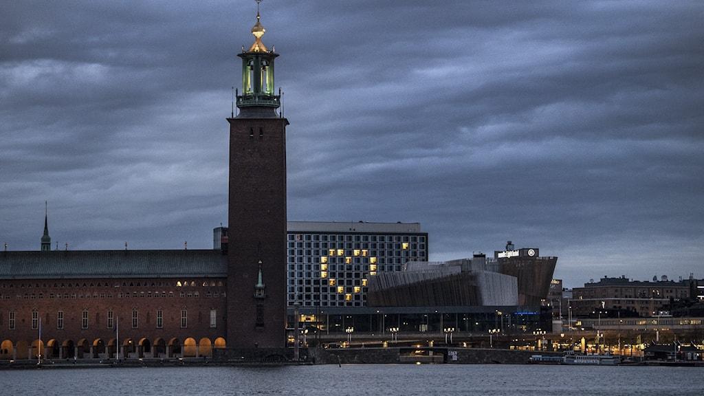 File photo of Stockholm