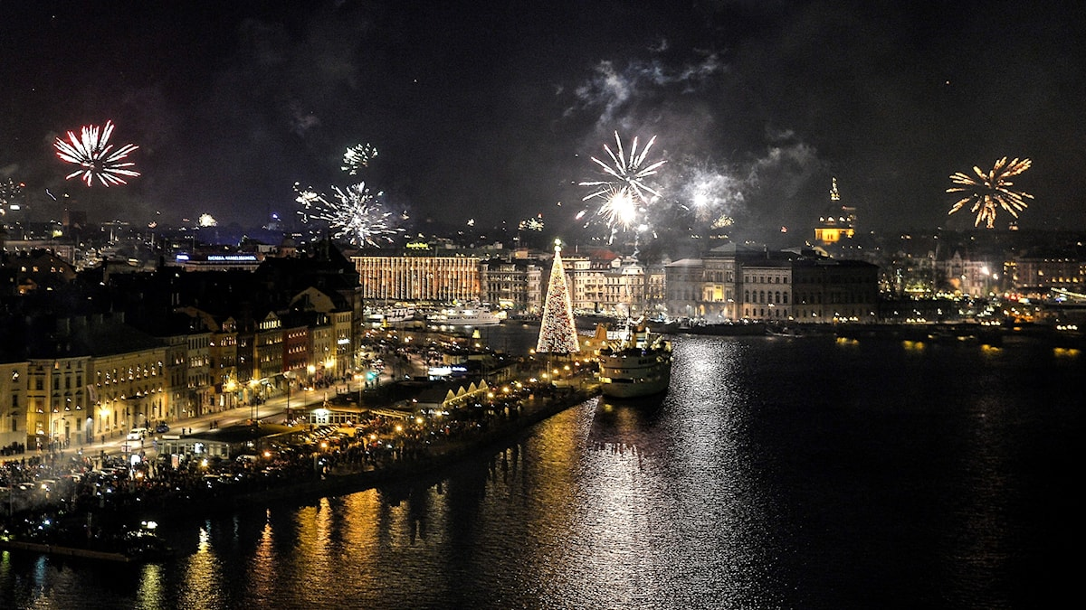 Soon Sweden will be celebrating the end of 2016.