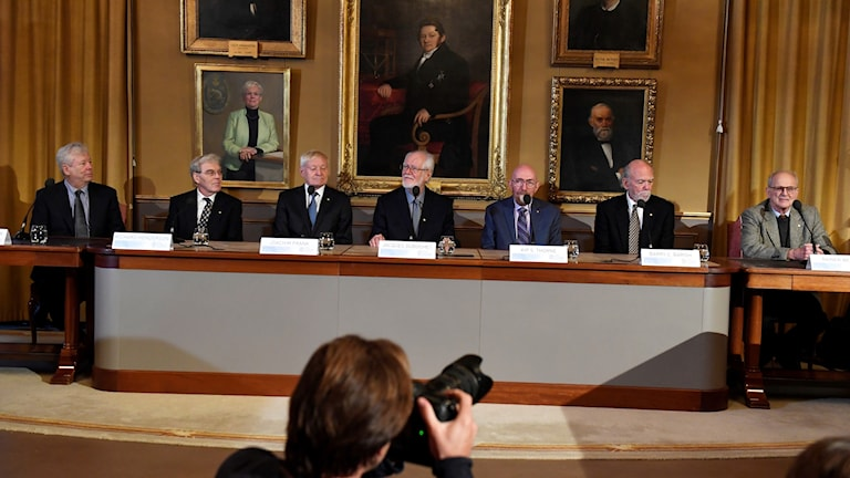 The Nobel prize in chemistry will be announced Wednesday.