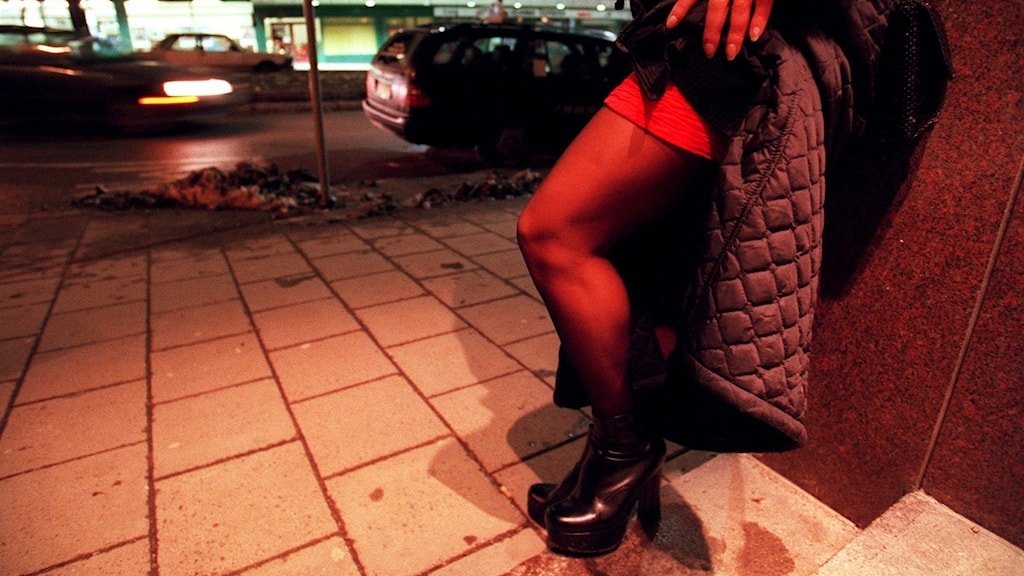 Street prostitution is increasing in Malmö. File photo: Tomas Oneborg/SvD/TT