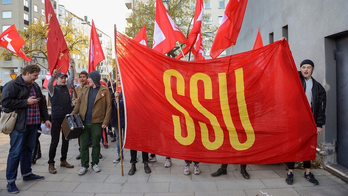 SSU march.