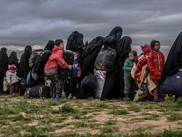 Swedes who joined IS now hope to return home