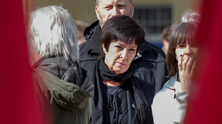 The former Social Democrat leader Mona Sahlin.Photo:Ulf Palm/TT