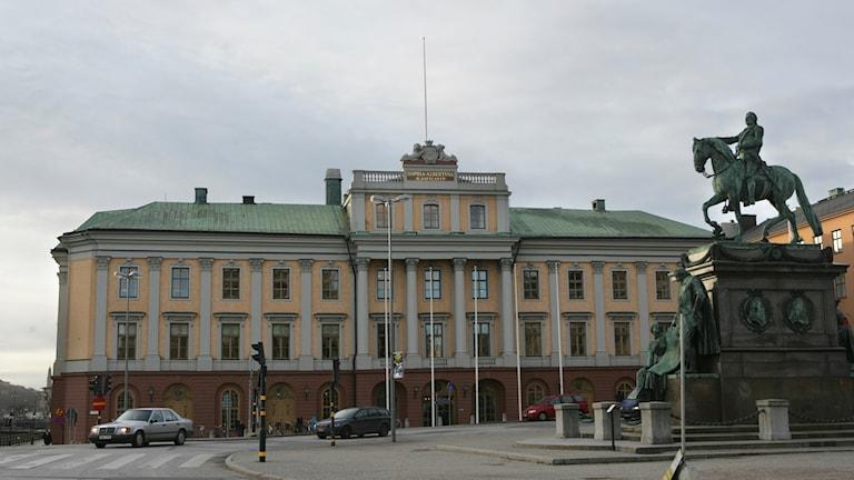Sweden's Foreign Ministry has been sending reinforcements to Khartoum.