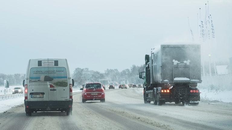 Snowy E18