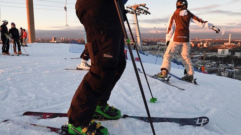 Sportlov School Break Comes To Stockholm As Weather Warms Radio