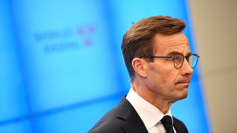 Ulf Kristersson, the Moderate Party leader.