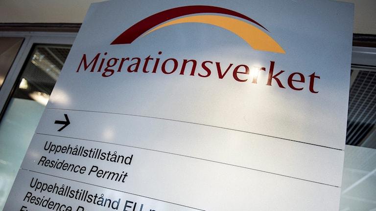 Migrationsverket sign