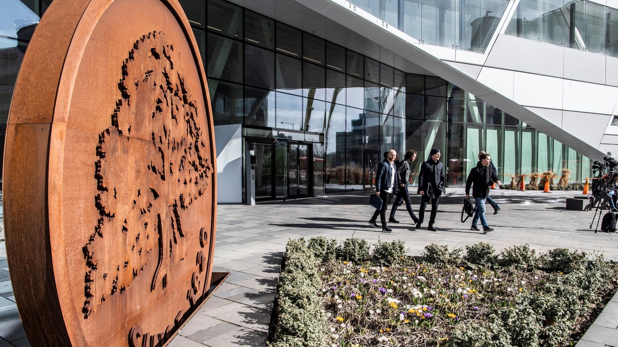 53f6d1071a6c Swedbank headquarters raided by Swedish authorities - Radio Sweden |  Sveriges Radio