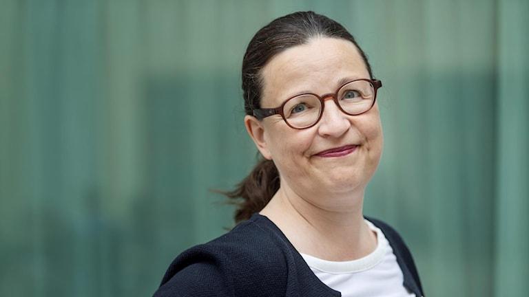Anna Ekström (S), the Minister for Education.