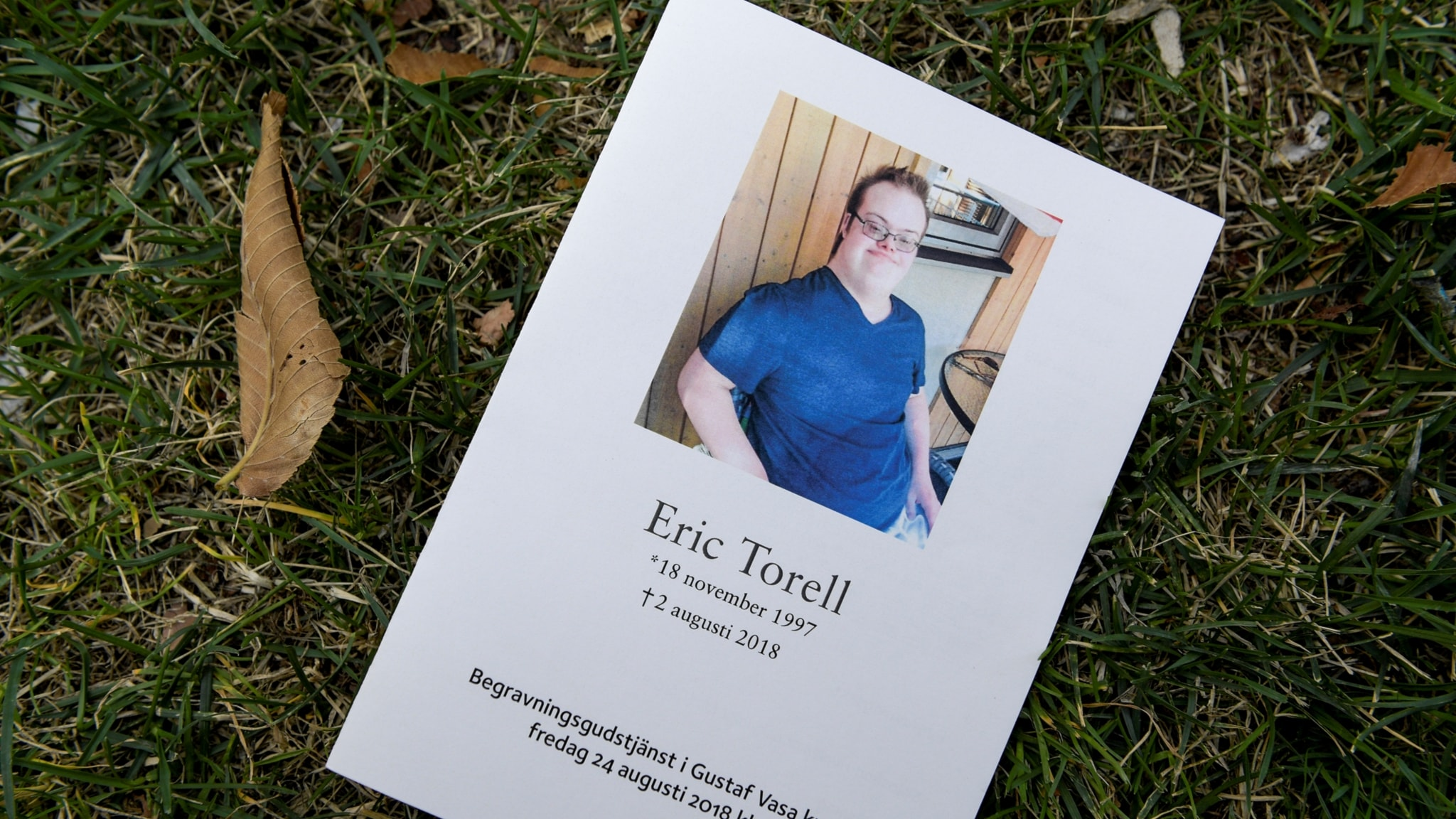 Eric Torell was shot dead by police last summer.