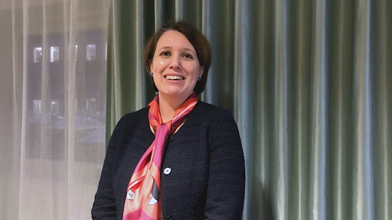 UK ambassador to Sweden, Judith Gough