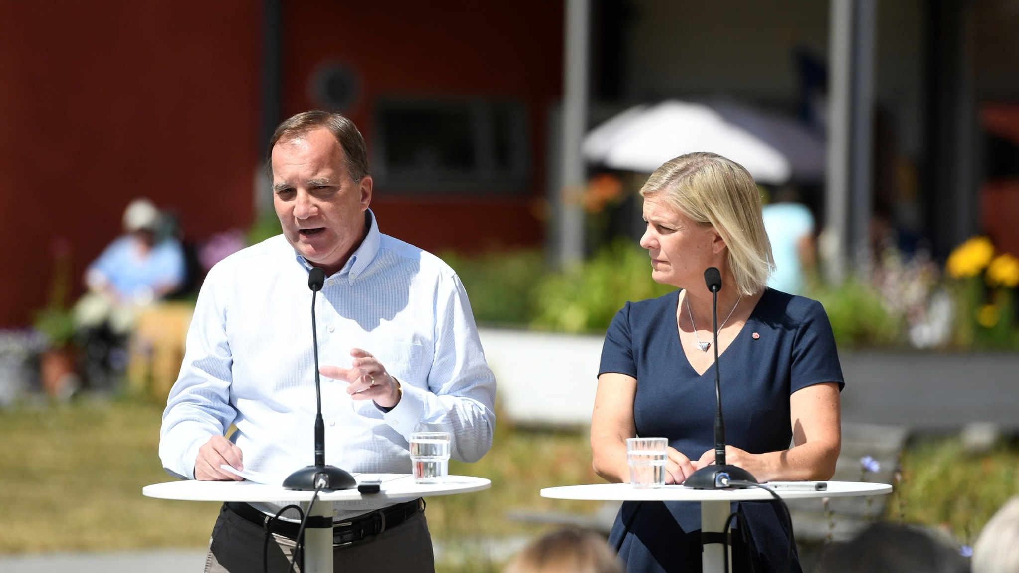 Social Democrats promise raised pensions, Nazis at Almedalen, and Zlatan's World Cup predictions