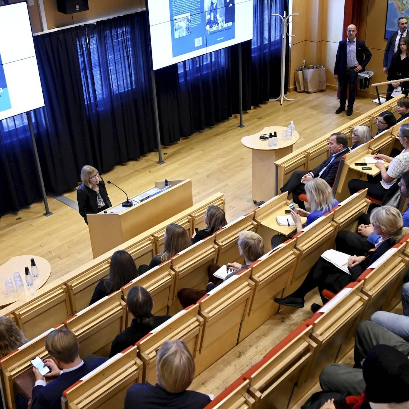 Economics Nobel winners, Ebba Busch settles real estate dispute, social media anti-Semitism study