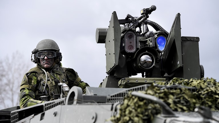 Aurora 17 - Sweden's biggest military exercise in 20 years takes place Monday, 11 Sept.