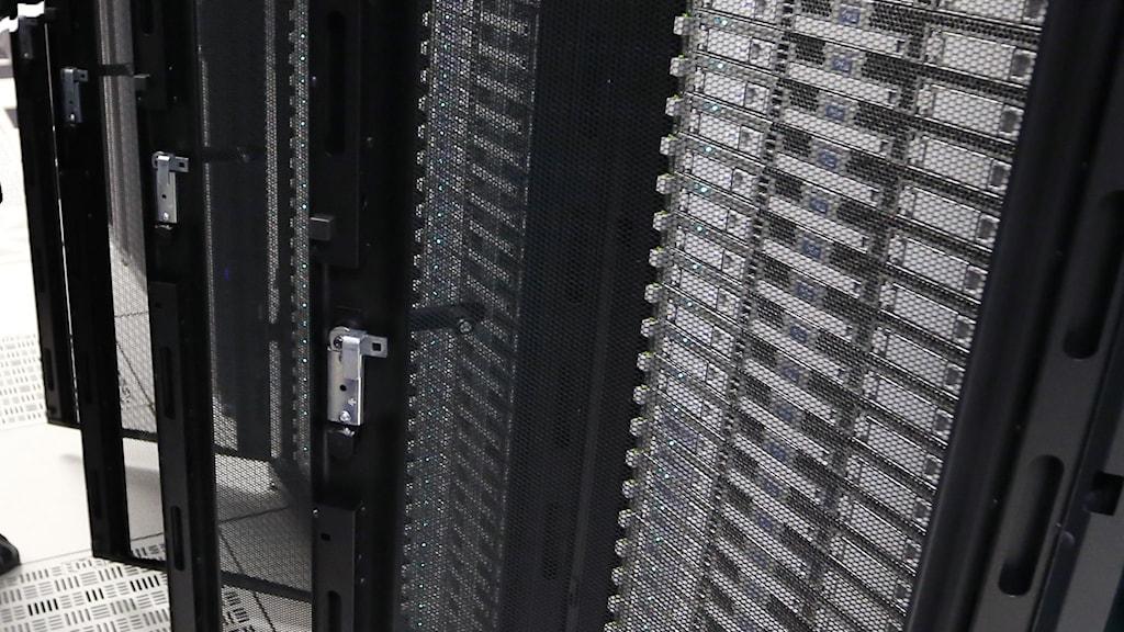 An internet server
