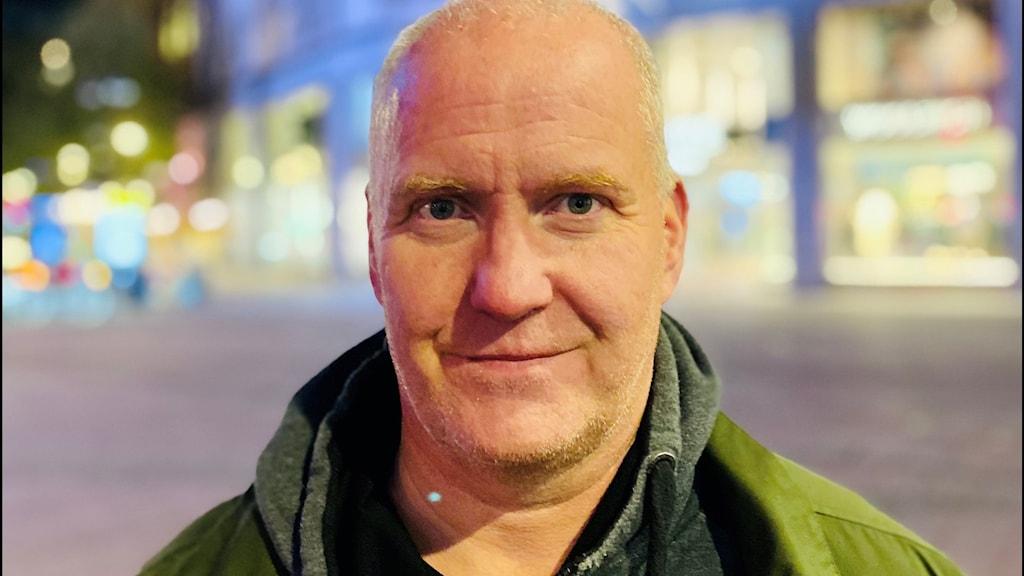Narkotikapolisen Lennart Karlsson